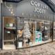 Remplacement de vitrine - Salon de coiffure Jodet à Couffé (44) - Menuiserie Miroiterie Nantaise - Dépannage en vitrerie et miroiterie à Nantes et Ancenis en Loire-Atlantique (44)