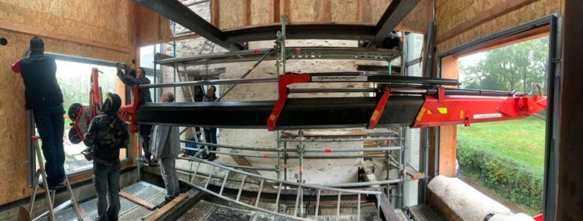 Installation et pose de baies vitrées à Sucé sur Erdre (44) - Menuiserie Miroiterie Nantaise - Dépannage en vitrerie et miroiterie à Nantes et Ancenis en Loire-Atlantique (44)